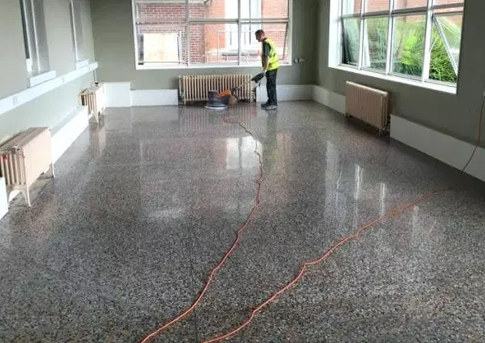 Floor Repair Services In Sri Lanka Terrazzo Floor Repairs